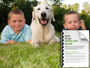 Kids and Dogs – Safety and Sense